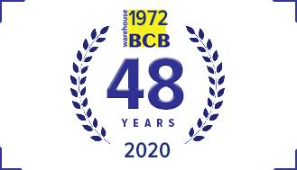 BCB warehouse 48yr anniversary