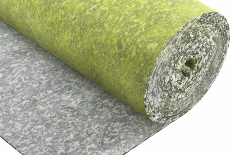 Free quality British made underlay provided with all carpet